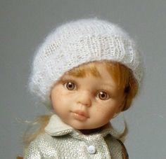 Le bonnet de la tenue Silver  MINA COUTURE
