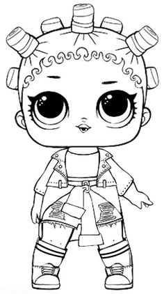 Lol coloring pages series 3 Pattern Coloring Pages, Colouring Pages, Coloring Pages For Kids, Coloring Books, Free Adult Coloring, Halloween Books, Lol Dolls, Fabric Dolls, Clipart