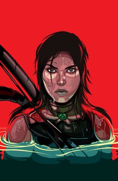 Lara Rises on Behance