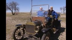 This week's Lone Star Adventure is a unique opportunity: a chance to learn about and drive antique tractors and a 1911 Model T. We are headed north of Dallas, to McKinney and the Collin County Farm...