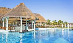 Grand Palladium Riviera resort and spa. Palladium hoteles y resorts.