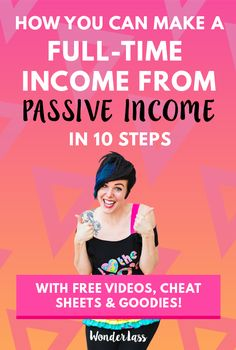 Income from Passive...