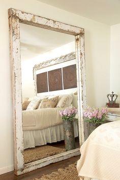 7 Best Big mirror for bedroom images | Big mirror in bedroom ...