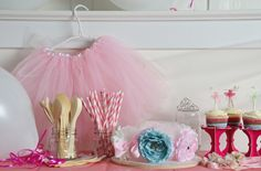 ballet party | little ballerina party | Jade Celebrations | party boxes | party in a box