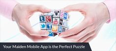 Your Maiden Mobile App is the Perfect Puzzle
