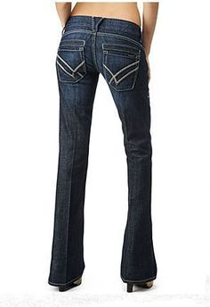 My favorite jeans ever-  William Rast Savoy