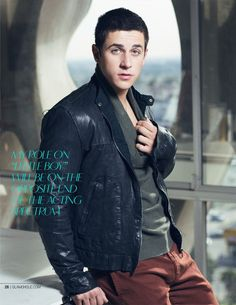 David Henrie | D.O.B 11/7/1989 (Cancer)
