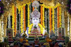 Diwali and Annakut Celebration 2019 In India  Bhagwan Swaminarayan