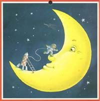 Vintage wall hanging moon school classroom wall by CuteEyeCatchers, Sun Moon Stars, Sun And Stars, Classroom Walls, School Classroom, Stay Wild Moon Child, Vintage Moon, Moon Pictures, Man On The Moon, Vintage School