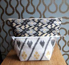 noodlehead's open wide pouch by ImAGingerMonkey, via Flickr
