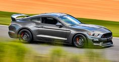 2018 Ford Mustang GT350r Exterior