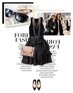 """""""Live.Love.Laugh"""" by veronicamastalli on Polyvore featuring T By Alexander Wang, Chanel and STELLA McCARTNEY"""