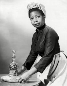 On this date we point out the birth of Butterfly McQueen in She was an African American actress who portrayed Scarlett O'Hara's squeaky-voiced maid, Prissy in Gone With The Wind. Go To Movies, Great Movies, Classic Hollywood, Old Hollywood, Hollywood Glamour, Hollywood Actresses, Hollywood Stars, Women In History, Movies
