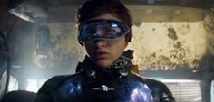Wire Map Tee Shirt worn by Wade Owen Watts (Tye Sheridan) as seen in Ready Player One Wade Rainbow 6 Seige, Youtube Gamer, Ready Player One, Steven Spielberg, One Star, The One, Pop Culture, Tee Shirts, Product Launch