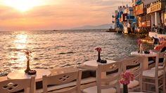 Little Venice - Mykonos = Grécia
