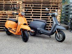 Lambretta Scooters UK