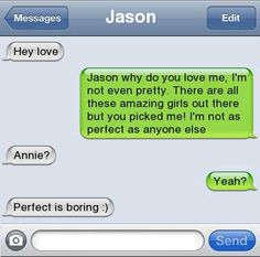 Page 8 - Autocorrect Fails and Funny Text Messages - SmartphOWNED aww now that's a great bf Funny Shit, Funny Texts Jokes, Text Jokes, Funny Texts Crush, Funny Text Fails, Funny Love, Epic Texts, Funny Breakup Texts, Dad Texts