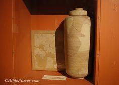 BiblePlaces Blog: Those Pottery Makers at Qumran