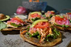 Panuchos from Chichen Itza restaurant. #Mexican #food #GrandesMaestros