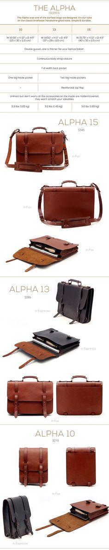 CRAVAR - Leather Bags & Journals by Cravar — Kickstarter