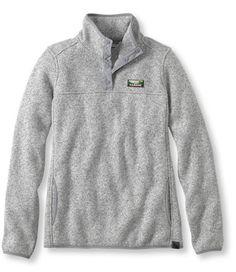 Women's Bean's Sweater Fleece Pullover | L.L.Bean