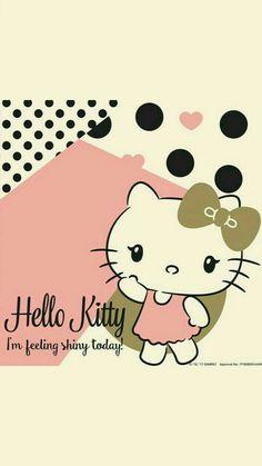Hello Kitty Happy Wallpaper, Sanrio Wallpaper, Hello Kitty Wallpaper, Wallpaper Backgrounds, Phone Backgrounds, Hello Kitty My Melody, Sanrio Hello Kitty, Cellphone Wallpaper, Iphone Wallpaper
