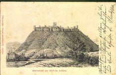 Sárosvár az 1617-ik évben | Képcsarnok | Hungaricana Hungary, Castles, Monument Valley, Nature, Travel, Painting, Art, Art Background, Naturaleza