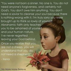 You Do Not Need A Shepherd