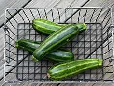 Market Watch: Green Tiger Zucchini | Healthy Eats – Food Network Healthy Living Blog