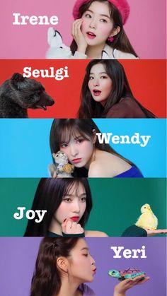 (notitle) The post (notitle) & red velvet appeared first on Red . Wendy Red Velvet, Red Velvet Joy, Red Velvet Seulgi, Red Velvet Irene, Kpop Girl Groups, Kpop Girls, K Pop, Asian Music Awards, Velvet Wallpaper