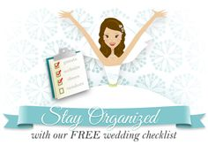 Wedding Checklists, Wedding Planning Checklists - WeddingWire.com (HAVE REVIEWED - A.R.S.)