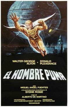 "El hombre puma (1980) ""L'uomo puma"" de Alberto De Martino - tt0081693"