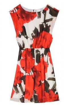 ALICE AND OLIVIA - Saffron Floral Dress - Designer Dress hire