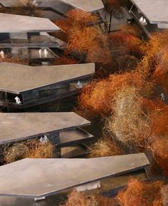 Model | Peter Zumthor | De Meelfabriek Leiden