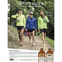 You can't put together a much better lineup than this in #ultrarunning! #photography #fitness #goodfats #udosoil