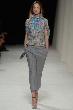 #PFW - Runway Nina Ricci Spring 2014 Ready-to-Wear Collection #ninaricci