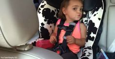 """""""No!"""" This Little Diva Refuses to Let Mommy or Daddy Sing With Her"""