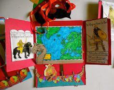 All That's Goood: Viking Lapbooks