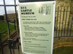 Rye Travel Guide - VirtualTourist Best Travel Deals, Travel Guide, Medieval Castle, East Sussex, Rye, Prison, United Kingdom, Saving Money, England