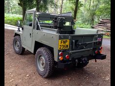 1981 LAND ROVER LIGHTWEIGHT for sale | LRO.com, UK Range Rover Supercharged, Land Rover Defender 110, Off Road, Emergency Vehicles, Landing, Landrover Series, Bequia, Land Rovers, Offroad