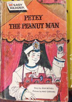 Petey the Peanut Man