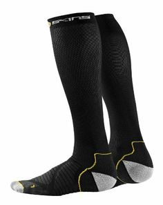 Skins Compression Sock by Skins. $49.99. Superior moisture management keeps you cool and dry. Anatomic left and right construction for a comfortable fit. Special anti-chafing yarn reduces heat; moisture; friction and the risk of blisters. Increased blood flow and oxygen delivery through engineered gradient compression. 48% Nylon/29% Microlon/10% Elastane/9% Polyester/4% Polyamide Nanoglide. The engineered gradient compression technology in SKINS Essentials is speci...