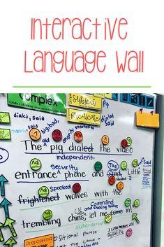Teaching Time, Teaching Grammar, Teaching Writing, Teaching Spanish, Reading Intervention, Reading Skills, Esl, Grammar Wall, Grammar Rules