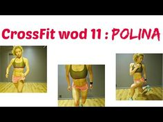 POLINA WOD 11 : CrossFit Challenge: Butt Shaping And Abs Toning, Total Body Workout At Home - YouTube