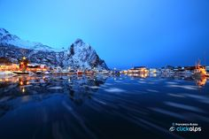 Svolvaer , Lofoten Islands | Discovered from Dream Afar New Tab