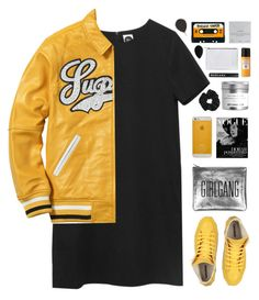 """Stud"" by amazing-abby ❤ liked on Polyvore featuring Sarah Baily, Acqua di Parma, ASOS, Aspinal of London, Dogeared, beautyblender and Topshop"