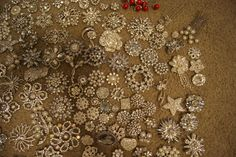 Brooch Bouquet Part 2: Assembly « DIY Tales