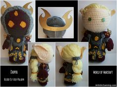 World of Warcraft Custom Alliance or Horde by ArtisticGaming, $85.00