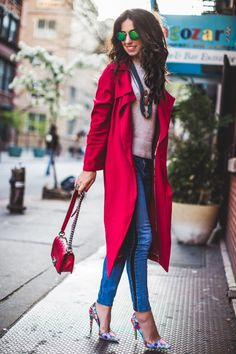 Luiza Sobral Look of the Day New York6