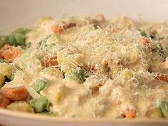 Simply Italian - Articles - Gnocchi Tricolore with Creamy Nutty Sauce Recipe - Channel 4 Lactose Free Recipes, Gluten Free Pasta, Gnocchi Recipes, Pasta Recipes, Lactose Free Cream Cheese, Italian Gnocchi, Walnut Sauce, Crockpot, Sauce Recipes